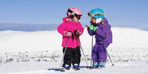 SKI HOLIDAY WITH YOUR FAMILY