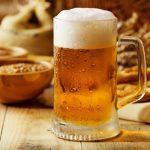 boccale di birra fresca